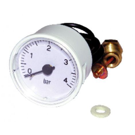 Screw fit pressure gauge DOMITOP - FERROLI : 39806330