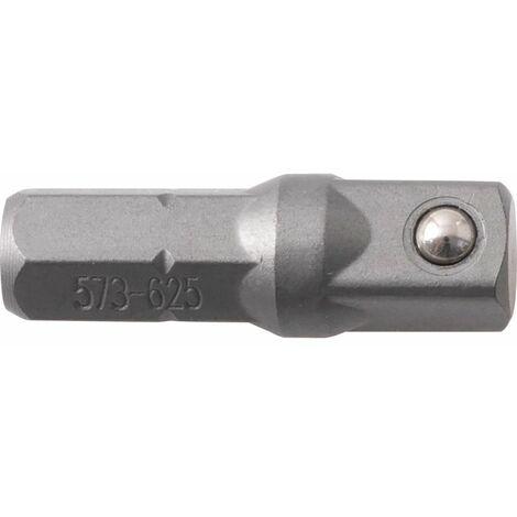 """Screwdriver Bits: 1/4"""" Desoutter Shank Adaptors - Socket Adaptor"""