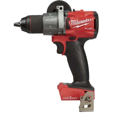 Screwdriver drill MILWAUKEE FUEL One Key with hitch M18 ONEDD2-502X - 2 batteries 18V 5.0Ah - 1 charger 4933464525