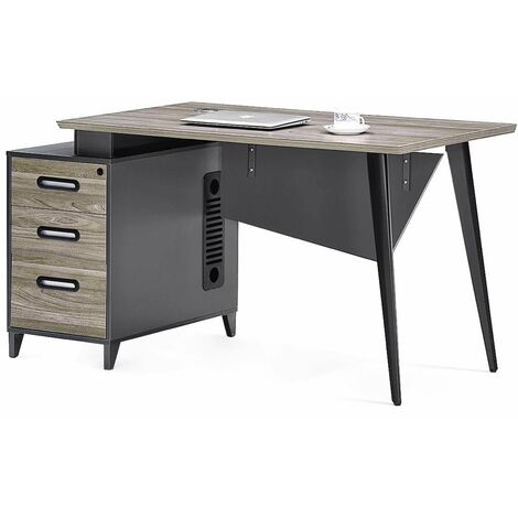 SCRIVANIA PER COMPUTER BUSINESS CM 130X60XH76