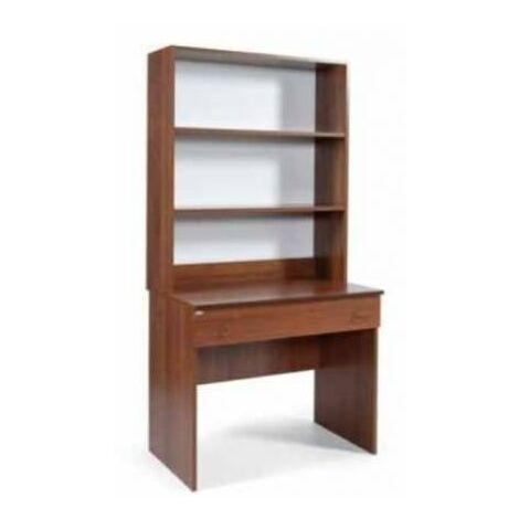 Scrivania E Libreria.Scrivania E Libreria Mod Claudia Arte Povera Misura 90x56x180h Cm Con Cassetto