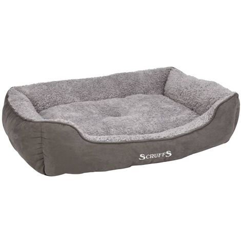 Scruffs Box Bed Cosy Grey XL - Grey