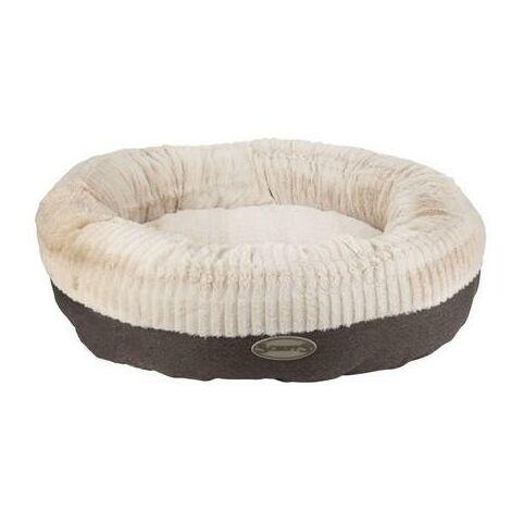 Scruffs Ellen Donut Grey Medium - 262330
