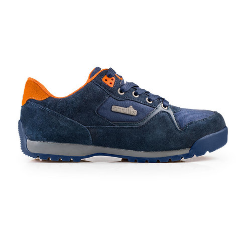 51552096cb8 Scruffs HALO 2 Safety Trainers Navy (Sizes 7-12) Mens Work Shoes Steel Toe  Cap