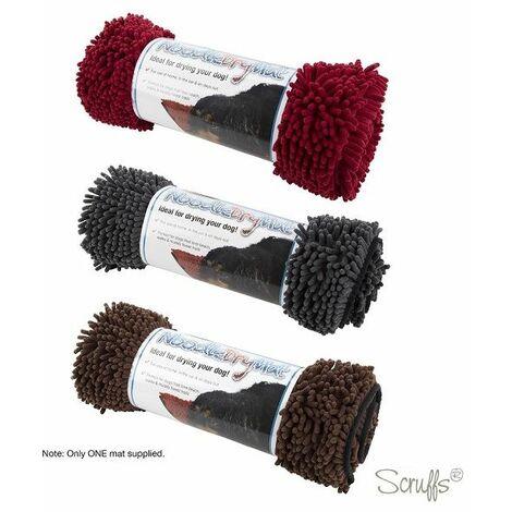 "main image of ""Scruffs Noodle Dry Mat (Display Shipper) - Asstd - 16 x Choc, 8 x Burgundy, 8 x Grey"""