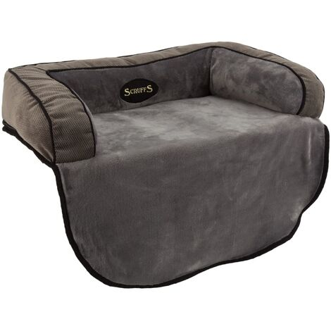 Scruffs Pet Sofa Bed Chester Graphite L - Grey