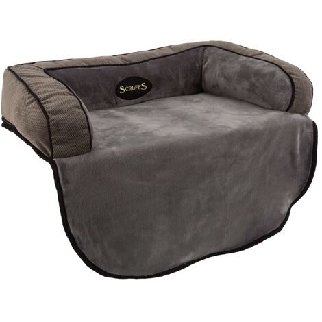 Scruffs Pet Sofa Bed Chester Graphite M - Grey