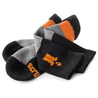 Scruffs Reinforced Trade Work Socks (Various Sizes) Mens Work Safety Boots