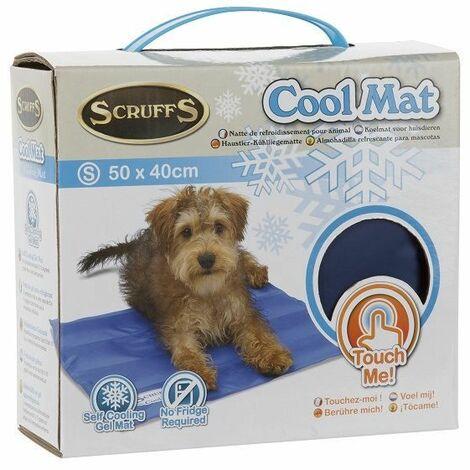 Scruffs Self-Cooling Mat (L) - Blue