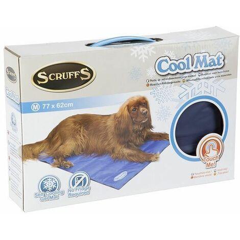 Scruffs Self-Cooling Mat (M)  - Blue