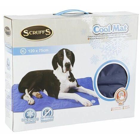Scruffs Self-Cooling Mat (XL)  - Blue