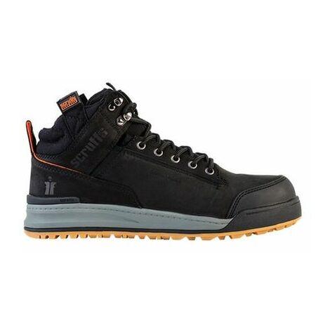 Scruffs T52341 Switchback Safety Boot Black Size 8 / 42