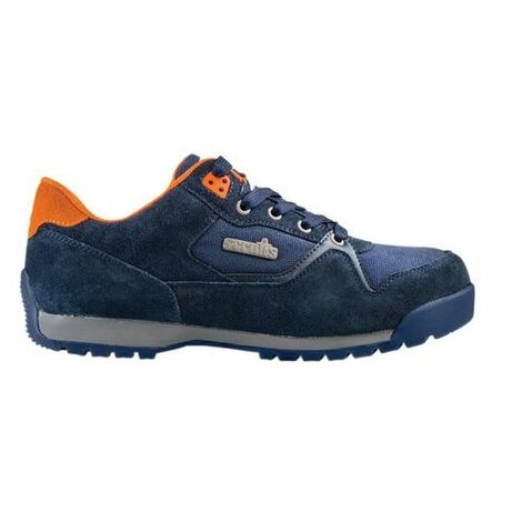 Scruffs T53067 Halo 2 Safety Trainers Navy Size 10.5 / 45