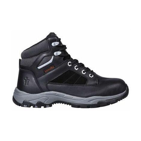 Scruffs T54563 Rapid Safety Boot Black Size 8 / 42