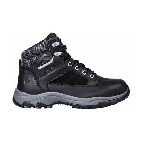 Scruffs T54565 Rapid Safety Boot Black Size 10 / 44