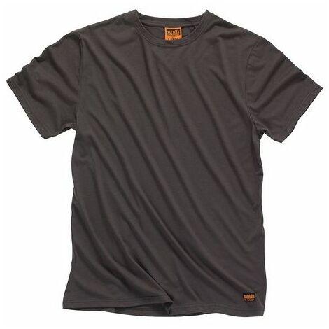 Scruffs T54671 Worker T-Shirt Graphite S