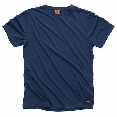 Scruffs T54678 Worker T-Shirt Navy L