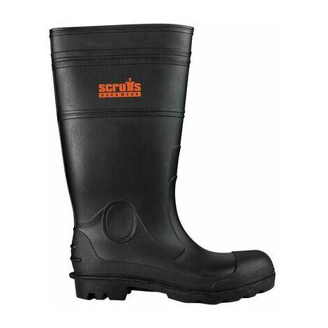 Scruffs T54754 Hayeswater Safety Wellies Size 10.5 / 45