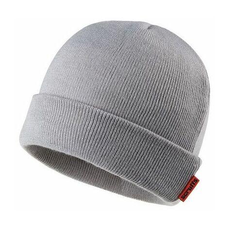Scruffs T54876 Knitted Thinsulate Beanie Grey