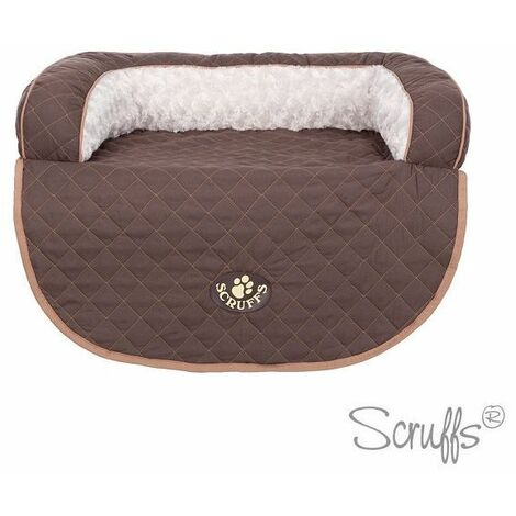 Scruffs Wilton Sofa Bed (M)  - Brown
