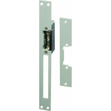 SCS SEN4131181 Gâche électrique pour portillon courte/longue à encastrer/réversible/acier