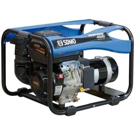SDMO Groupe électrogène 4200W - PERFORM 4500