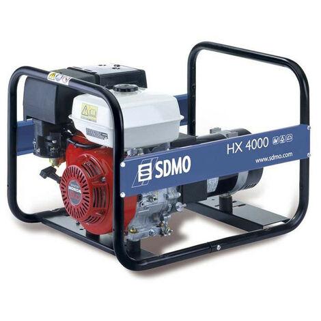SDMO - Groupe électrogène Intens 4kW - HX4000C5