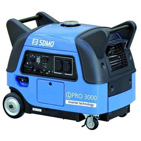 Sdmo - Groupe électrogène Pro 3000W - Inverter Pro 3000E
