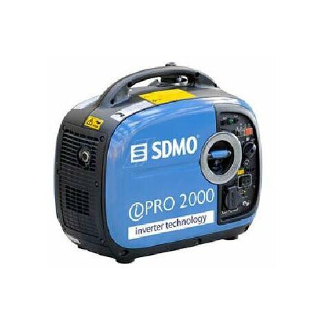Sdmo - Grupo electrógeno Pro 2000W-Inverter Pro 2000W
