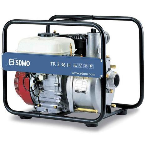 SDMO - Motopompe Aqualine Intens 600 L/min (eau chargée)