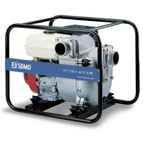 SDMO - Motopompe Aqualine Specialist 1340 L/min - XT3.78H