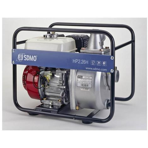 SDMO - Motopompe Aqualine Specialist 440 L/min (Moteur HONDA® - GX 160) - HP2.26C5