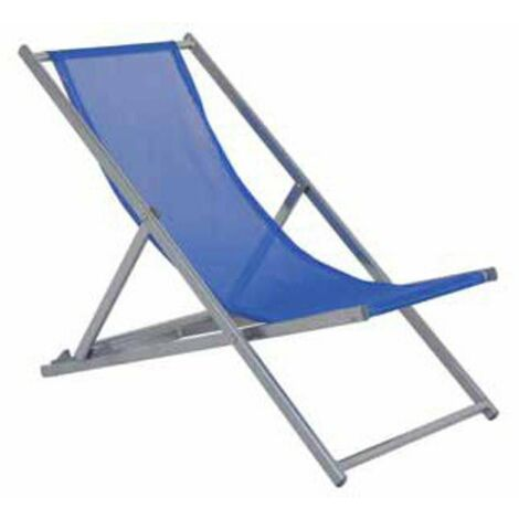 Vendita Sdraio Da Spiaggia.Sdraio In Alluminio Mod Napoli Da Stabilimento Mare