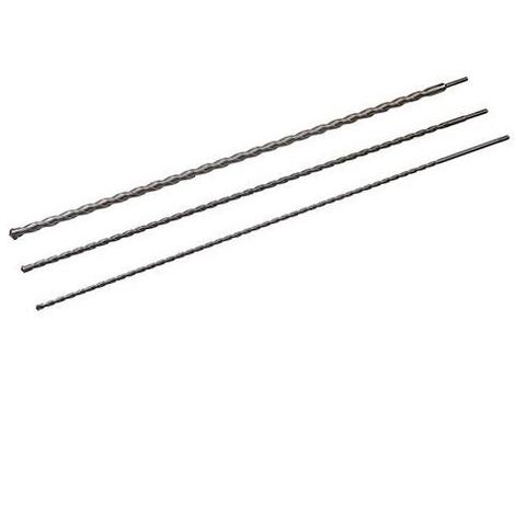 SDS Plus Masonry Drill Bit Set 3pce - 1000mm