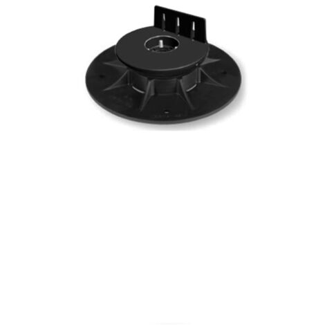 SE 1 Adjustable self-levelling pedestal support for raised floor (37.5-50 mm) for decking (any joist type)