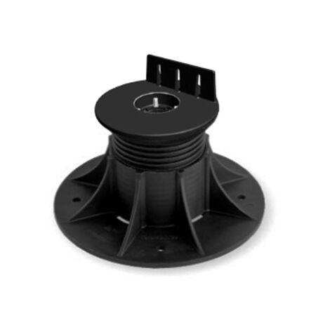 SE 3 Adjustable self-levelling pedestal support for raised floor (75-120 mm) for decking (any joist type)