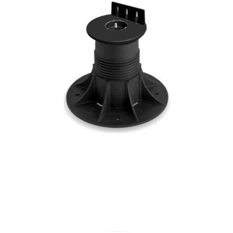 SE 4 Adjustable self-levelling pedestal support for raised floor (120-170 mm) for decking (any joist type)
