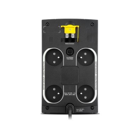 SE BACK-UPS 800VA, 230V, AVR, IEC Socket SCHNEIDER ELECTRIC SX3800CI