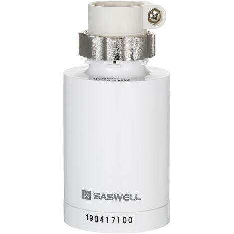 Sea801-Zigbee Smart Thermostat Radiateur Chauffage Thermostatiques De Radiateur Valv Regulateur De Temperature De Travail Pour Tygwzw-01N Recepteur Sans Fil