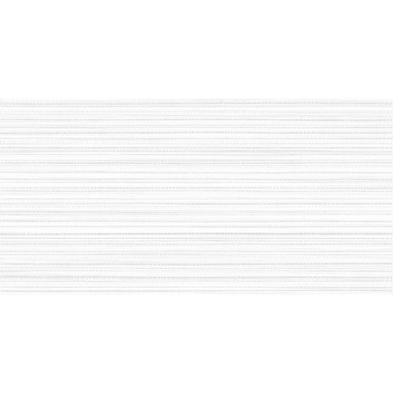 Image of BCT Seagrass White 24.8cm x 49.8cm Ceramic Wall Tile - BCT55006