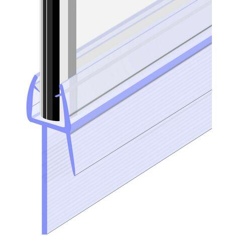 Seal 6 - 900 mm Glass Shower Door Rubber Seal Strip Gap 25 mm