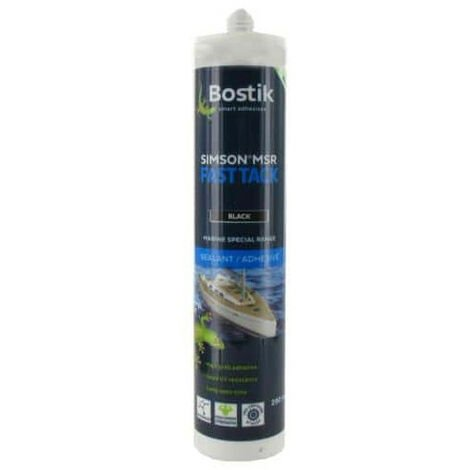Sealant Bostik Simson MSR FT navy black 290ml