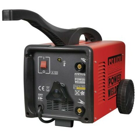 Sealey 180XT 180Amp Arc Welder with Accessory Kit