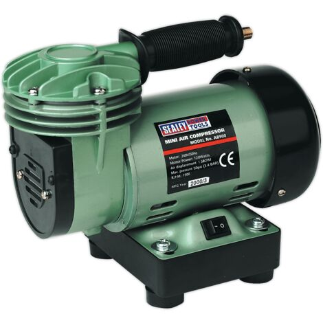 Sealey AB900 Mini Air Brush Compressor