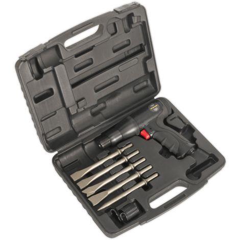 Sealey Air Hammer Kit Composite Premier - Long Stroke