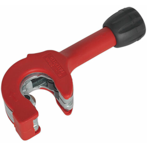 Sealey AK16371 Pipe Cutter Ø8-28mm Ratcheting