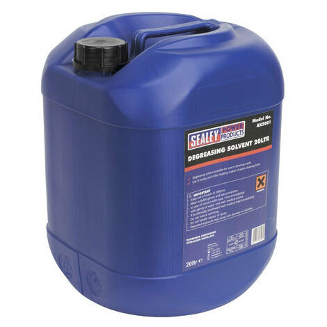 Sealey AK2001 20ltr Degreasing Solvent