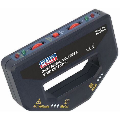 Sealey AK2018 3-in-1 Metal, Voltage and Stud Detector