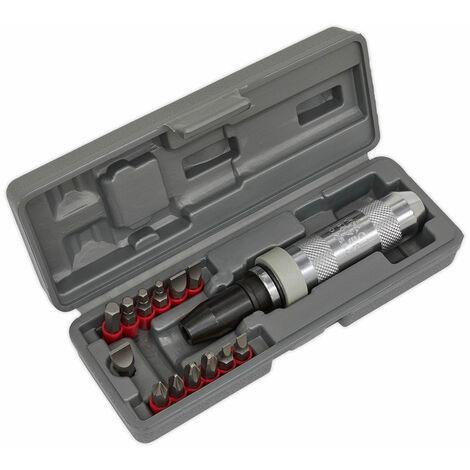Sealey AK208 Impact Driver Set 15pc