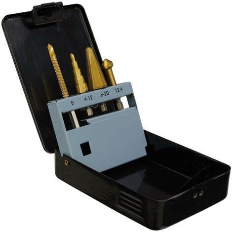 Sealey AK4704 Multifunction Drill Bit Set 4pc